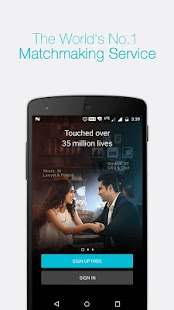Shaadi.com - Matrimonial App - náhled