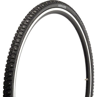 45NRTH Xerxes Studded Commuter Tire - 700x30 - Steel- 33tpi