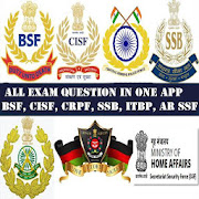 All Exam Questions:- BSF, SSB, CRPF, CISF, ITBP,
