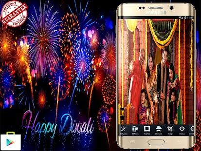 Happy Diwali Crackers - náhled