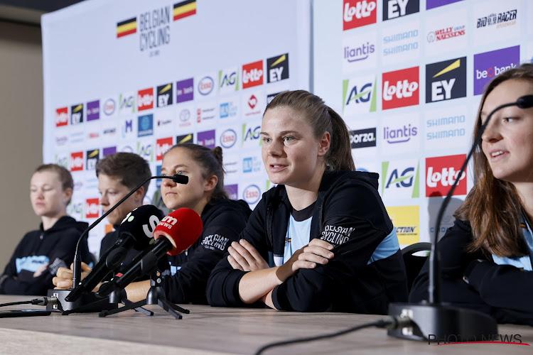 """Lotte Kopecky schetst haar ideaal scenario voor WK-wegrit: """"Zie dat op dit parcours als één van de mogelijkheden"""""""