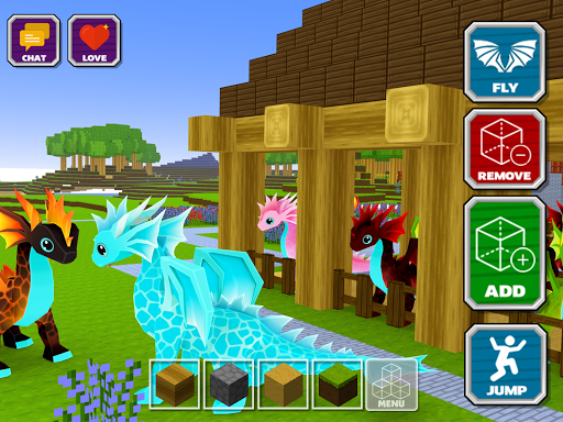 Dragon Craft apkpoly screenshots 6