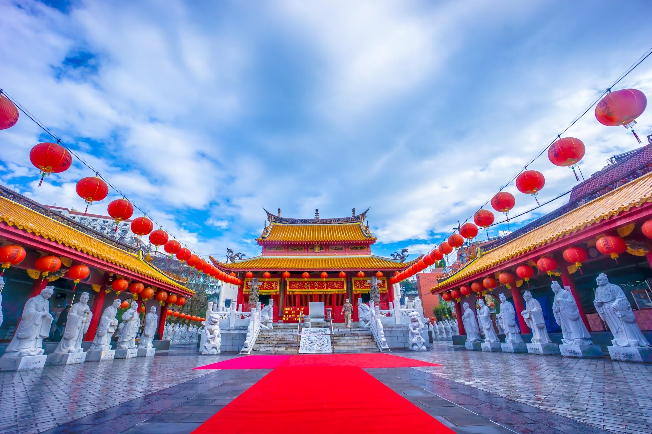 長崎孔子廟4