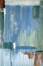 Photo: QUIET WATERS/BEGINNINGS OF SPRING 30X20 mixed media (sold)