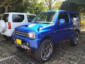 ジムニー JB23W X-Adventure XC(クロスアドベンチャーXC JB23-8型)パールメタリックカシミールブルー初年度登録 2012年(平成24年)4月のカスタム事例画像 Compact Blue さんの2020年08月29日14:28の投稿