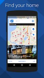Zillow Real Estate & Rentals Screenshot 1