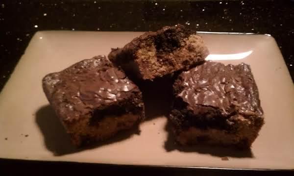 Chocolate Chip Cookie Bottom Brownie Recipe