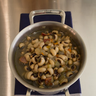 Black Eyed Peas, Crowder Peas Or Butter Beans.