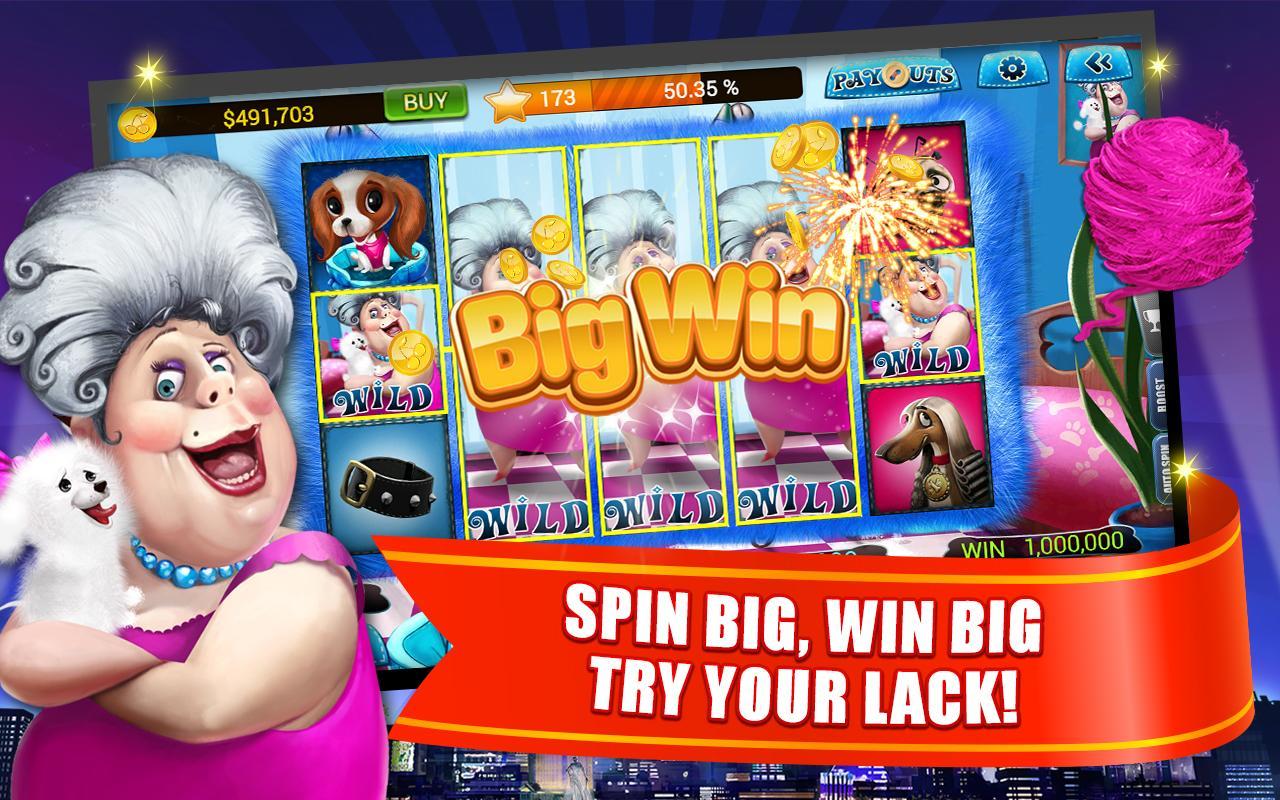 Slots™ 777 Free Jackpot Casino - screenshot