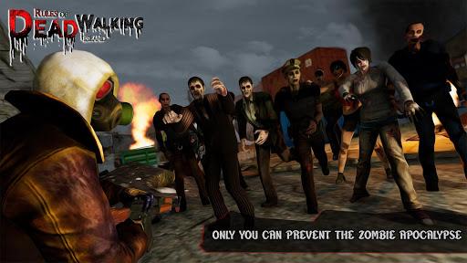 Halloween Town - Tir au zombie cible morte APK MOD – ressources Illimitées (Astuce) screenshots hack proof 1