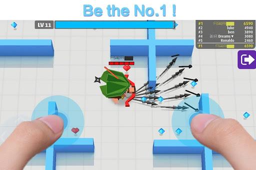 Arrow.io modavailable screenshots 2