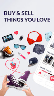 Mercari: Buy & Sell Things You Love - náhled