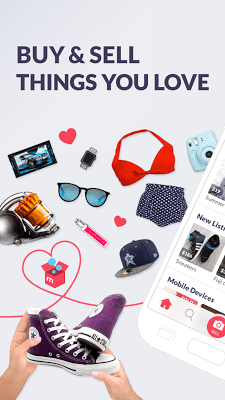 Mercari: Buy & Sell Things You Love - screenshot