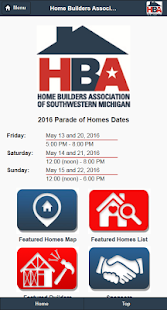 Home Builders Association SWM- screenshot thumbnail