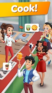 Cooking Diary® MOD APK (Unlimited Gems) 1