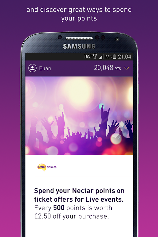 Nectar - Offers and Rewards- screenshot