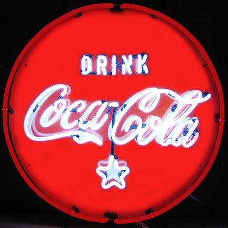 Coca Cola Drink Star