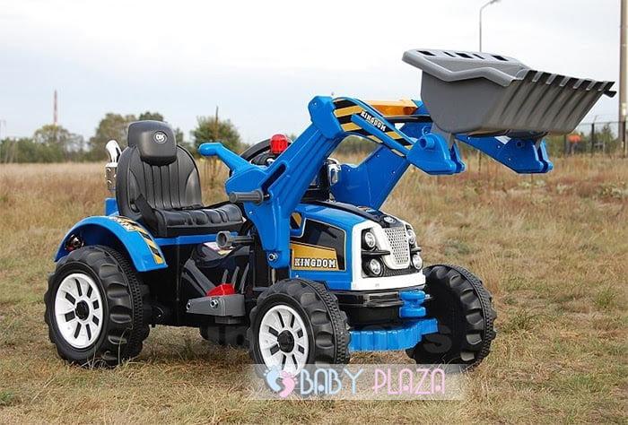 Xe điện công trình dành cho bé JS328A 2