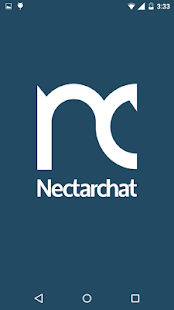 NectarchatNext-chat,text app- screenshot thumbnail