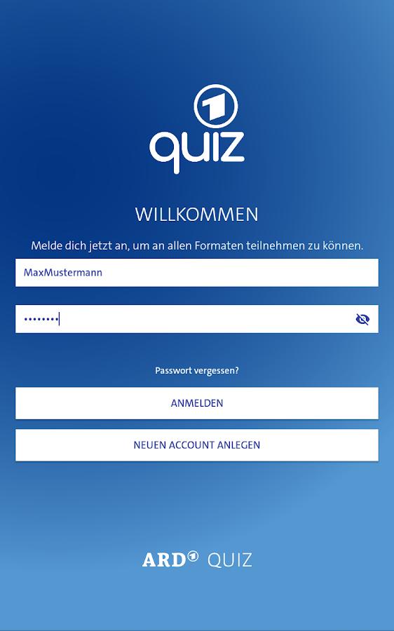 Ard Quiz App Gewinner