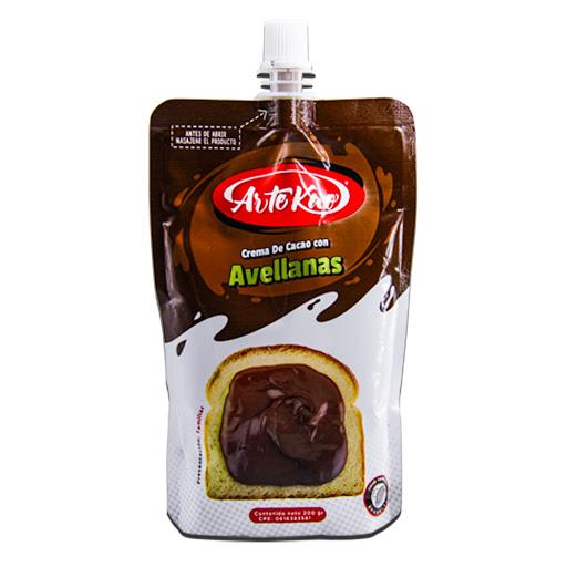 Chocolate Artekao Crema De Cacao Con Avellanas 200gr