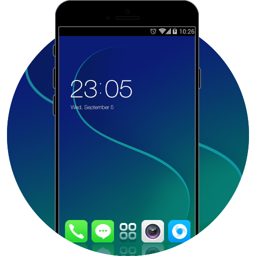 Theme for Oppo R9s HD