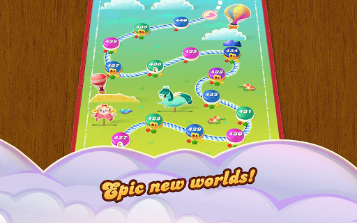 Candy Crush Saga  screenshots 16