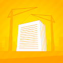 Construction Daily Log App icon