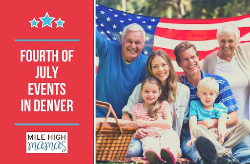 Celebrate 4th of July 2021 in Denver: 100+ Parades, Fireworks, Festivals & More!