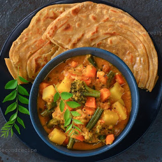 Vegan Vegetable stew.