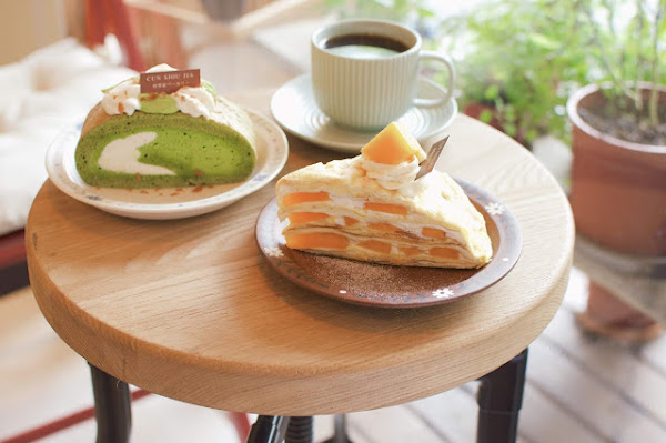 Cun Siou Jia 村秀家 ベーカリ|巷弄裡的那道甜甜溫柔。芒果千層、無水布丁與抹茶卷
