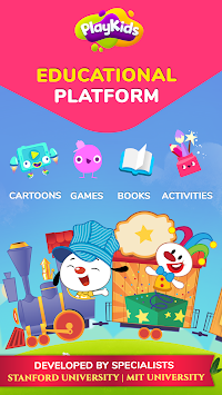 PlayKids - Cartoons For Kids APK screenshot thumbnail 1