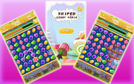Swiped Candy Mania