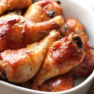 Honey Soy Chicken.