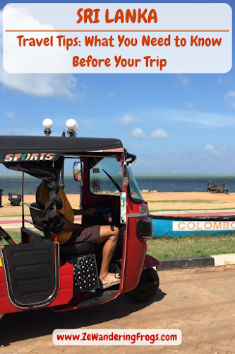 Sri Lanka Travel Tips // What You Need to Know Before Your Trip