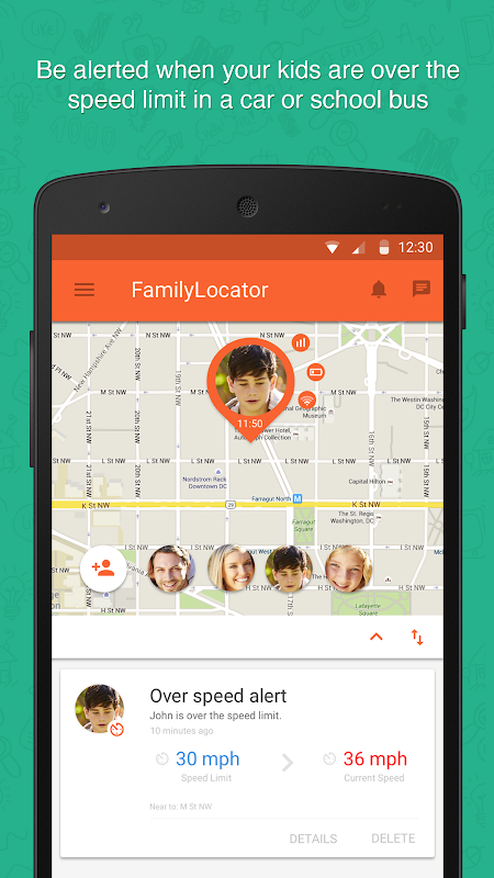 Family Locator - GPS Tracker screenshots