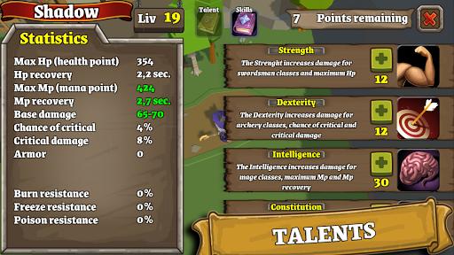 Deplo Dungeon RPG 9.0 screenshots 5