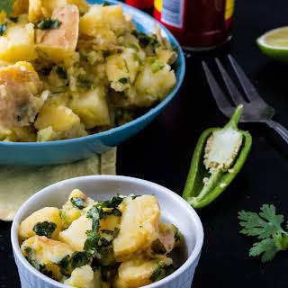 Southwest Potato Salad.