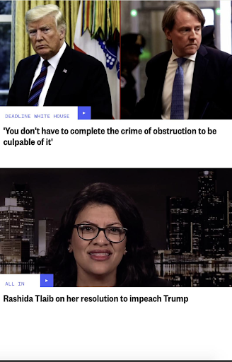 MSNBC Live screenshot 3