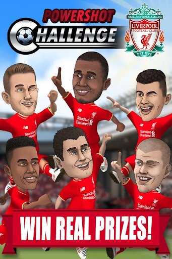 Liverpool FC Powershot Chall.