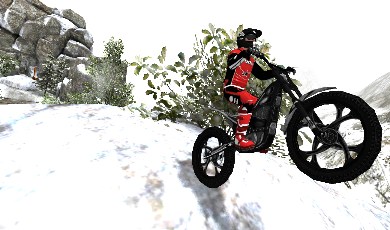 Trial Xtreme 3d Motor Bike Hill Climb Racer Android
