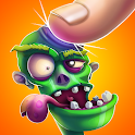 Smash Zombies – Tapping Zombie Games icon