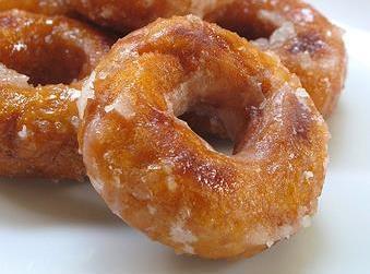 Potato Buns And Doughnuts Recipe
