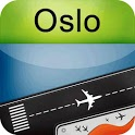 Oslo Airport + Flight Tracker icon