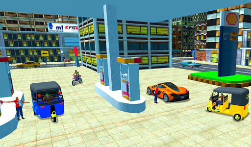 Off Road Tuk Tuk Rickshaw Free Game for PC