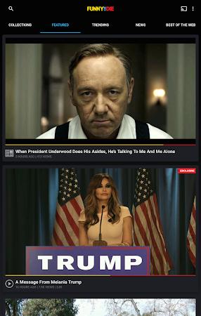 Funny Or Die 2.0.11 screenshot 497907