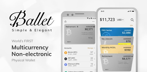 ballet cryptocurrency wallet