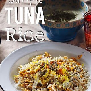Simple Tuna Rice