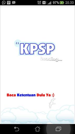KPSP Mobile