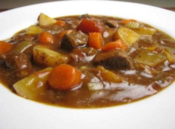 True Blue Beef Stew Recipe